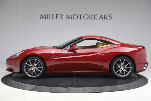 Used 2014 Ferrari California 30 for sale Sold at Alfa Romeo of Westport in Westport CT 06880 14