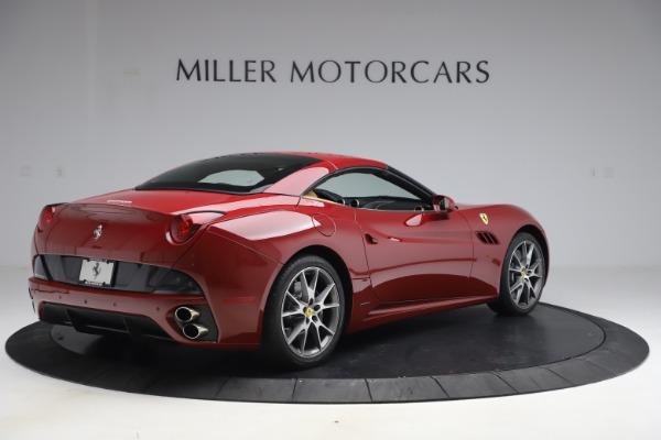 Used 2014 Ferrari California 30 for sale Sold at Alfa Romeo of Westport in Westport CT 06880 16