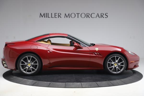 Used 2014 Ferrari California 30 for sale Sold at Alfa Romeo of Westport in Westport CT 06880 17