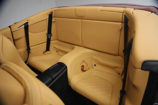 Used 2014 Ferrari California 30 for sale Sold at Alfa Romeo of Westport in Westport CT 06880 22
