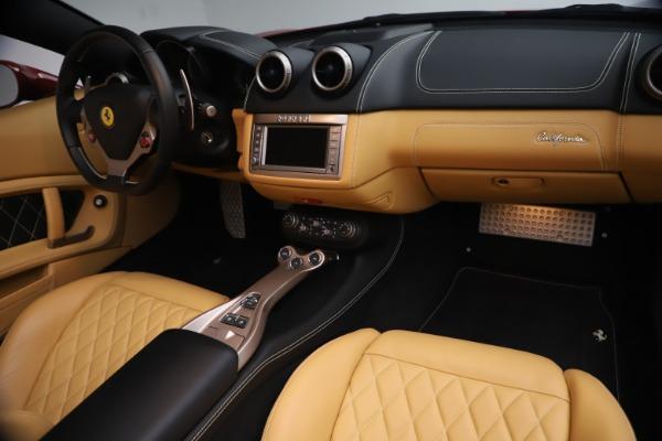 Used 2014 Ferrari California 30 for sale Sold at Alfa Romeo of Westport in Westport CT 06880 24