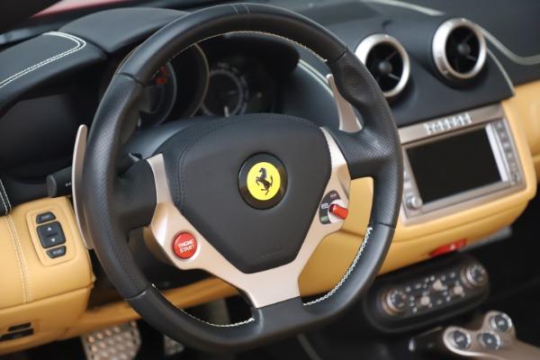 Used 2014 Ferrari California 30 for sale Sold at Alfa Romeo of Westport in Westport CT 06880 27