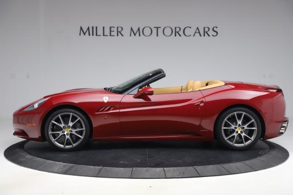 Used 2014 Ferrari California 30 for sale Sold at Alfa Romeo of Westport in Westport CT 06880 3