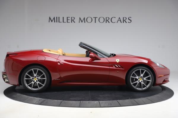 Used 2014 Ferrari California 30 for sale Sold at Alfa Romeo of Westport in Westport CT 06880 9