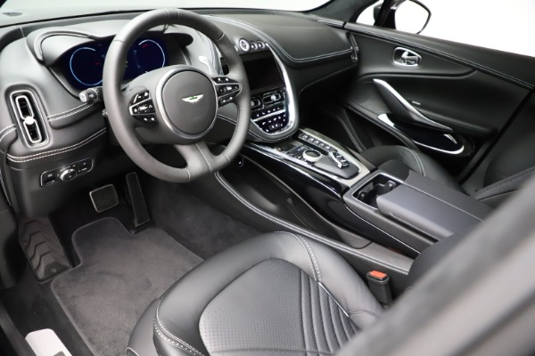 New 2021 Aston Martin DBX for sale $201,586 at Alfa Romeo of Westport in Westport CT 06880 13