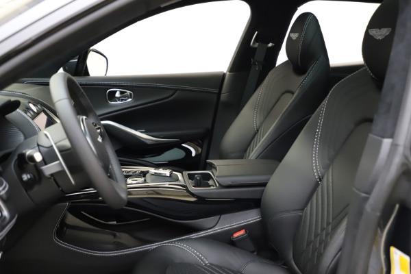 New 2021 Aston Martin DBX for sale $201,586 at Alfa Romeo of Westport in Westport CT 06880 14