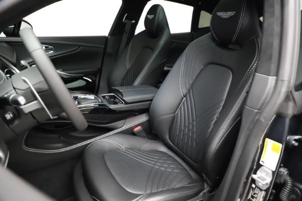 New 2021 Aston Martin DBX for sale $201,586 at Alfa Romeo of Westport in Westport CT 06880 15