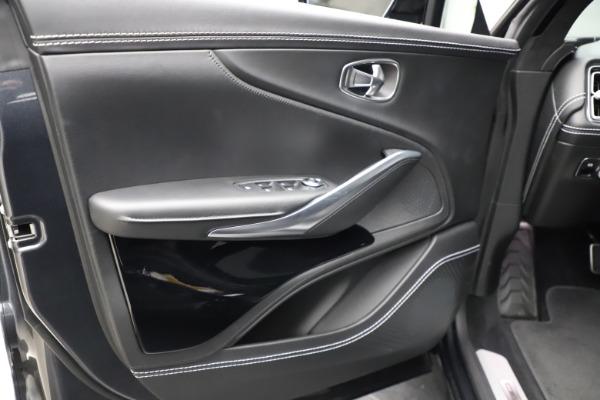 New 2021 Aston Martin DBX for sale $201,586 at Alfa Romeo of Westport in Westport CT 06880 16