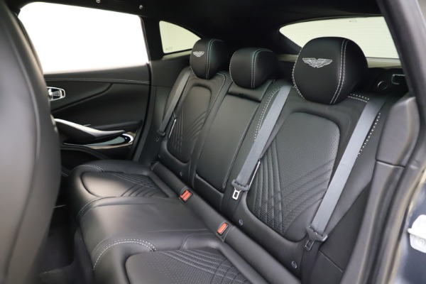 New 2021 Aston Martin DBX for sale $201,586 at Alfa Romeo of Westport in Westport CT 06880 17