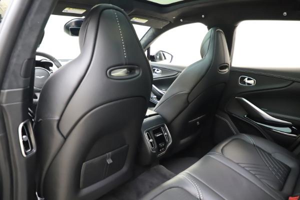 New 2021 Aston Martin DBX for sale $201,586 at Alfa Romeo of Westport in Westport CT 06880 19