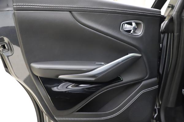 New 2021 Aston Martin DBX for sale $201,586 at Alfa Romeo of Westport in Westport CT 06880 20
