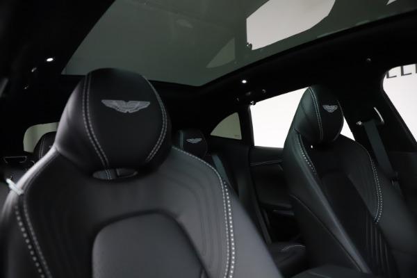New 2021 Aston Martin DBX for sale $201,586 at Alfa Romeo of Westport in Westport CT 06880 22