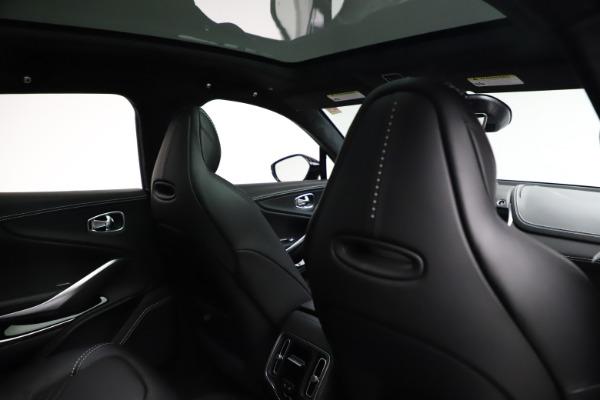 New 2021 Aston Martin DBX for sale $201,586 at Alfa Romeo of Westport in Westport CT 06880 23