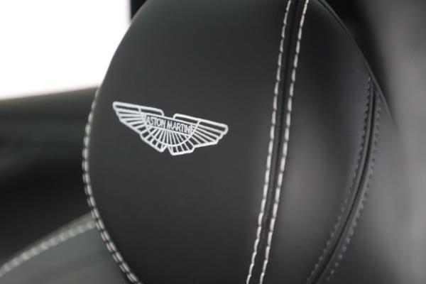 New 2021 Aston Martin DBX for sale $201,586 at Alfa Romeo of Westport in Westport CT 06880 24