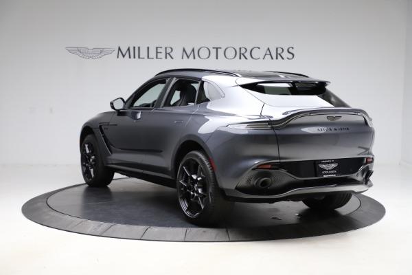 New 2021 Aston Martin DBX for sale $201,586 at Alfa Romeo of Westport in Westport CT 06880 4