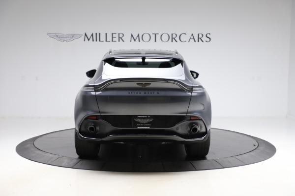 New 2021 Aston Martin DBX for sale $201,586 at Alfa Romeo of Westport in Westport CT 06880 5