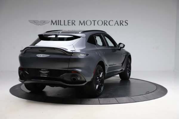 New 2021 Aston Martin DBX for sale $201,586 at Alfa Romeo of Westport in Westport CT 06880 6