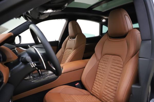 New 2021 Maserati Levante S Q4 GranSport for sale $108,235 at Alfa Romeo of Westport in Westport CT 06880 15