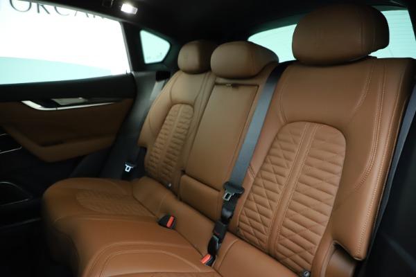 New 2021 Maserati Levante S Q4 GranSport for sale $108,235 at Alfa Romeo of Westport in Westport CT 06880 18