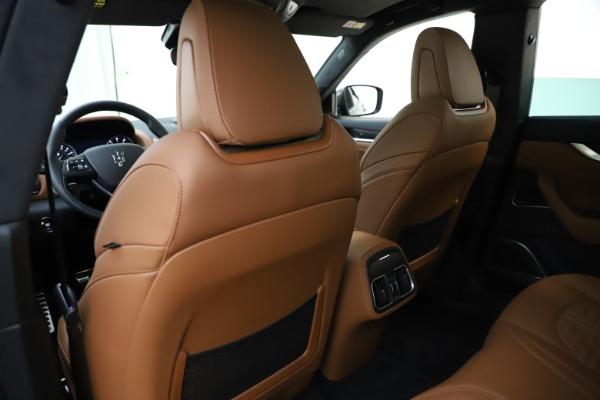 New 2021 Maserati Levante S Q4 GranSport for sale $108,235 at Alfa Romeo of Westport in Westport CT 06880 20
