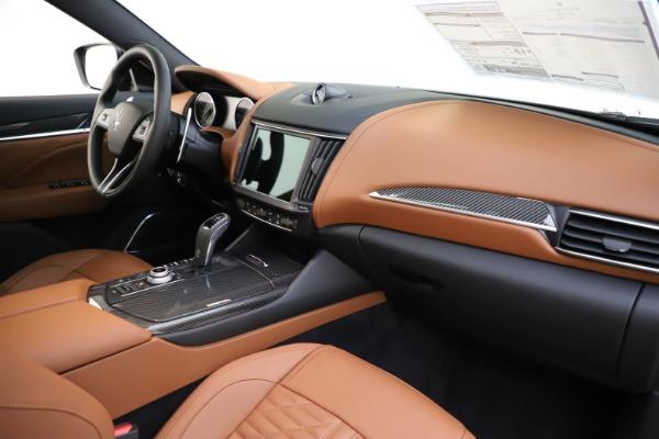 New 2021 Maserati Levante S Q4 GranSport for sale $108,235 at Alfa Romeo of Westport in Westport CT 06880 23