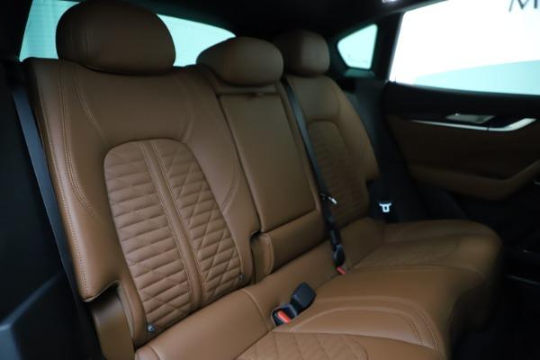 New 2021 Maserati Levante S Q4 GranSport for sale $108,235 at Alfa Romeo of Westport in Westport CT 06880 24