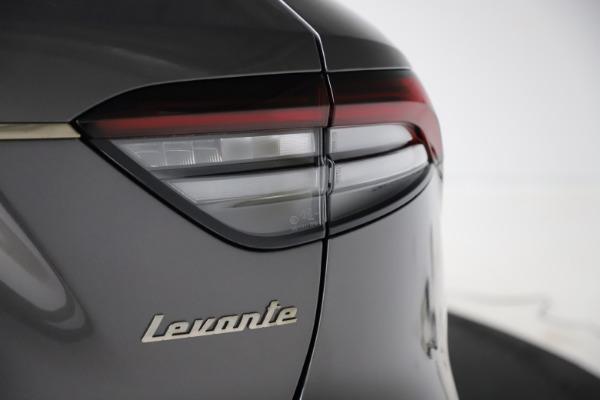 New 2021 Maserati Levante S Q4 GranSport for sale $108,235 at Alfa Romeo of Westport in Westport CT 06880 28