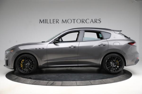 New 2021 Maserati Levante S Q4 GranSport for sale $108,235 at Alfa Romeo of Westport in Westport CT 06880 3