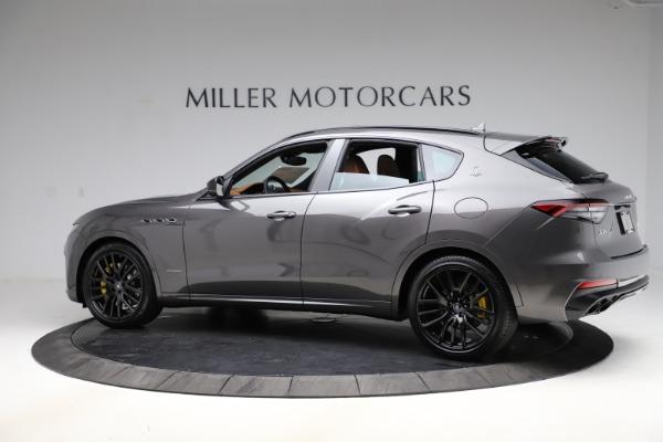 New 2021 Maserati Levante S Q4 GranSport for sale $108,235 at Alfa Romeo of Westport in Westport CT 06880 4