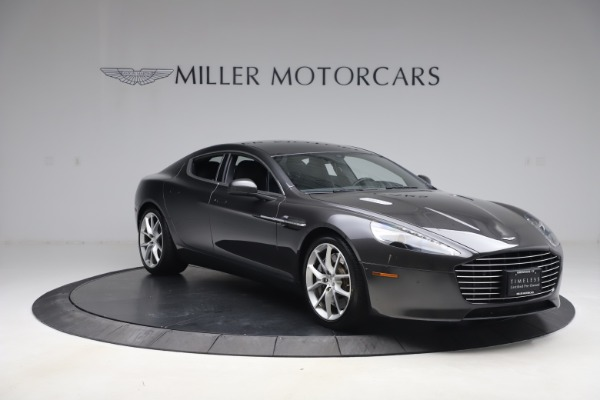 Used 2017 Aston Martin Rapide S Sedan for sale $135,900 at Alfa Romeo of Westport in Westport CT 06880 10