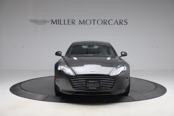 Used 2017 Aston Martin Rapide S Sedan for sale $135,900 at Alfa Romeo of Westport in Westport CT 06880 11