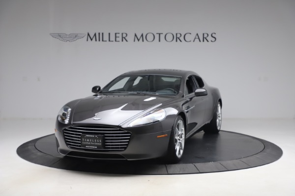 Used 2017 Aston Martin Rapide S Sedan for sale $135,900 at Alfa Romeo of Westport in Westport CT 06880 12