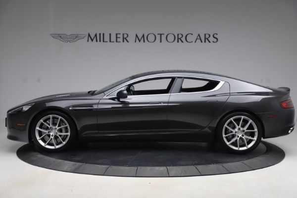 Used 2017 Aston Martin Rapide S for sale $135,900 at Alfa Romeo of Westport in Westport CT 06880 2