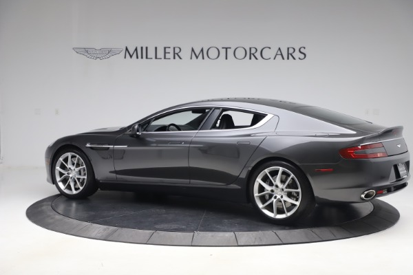 Used 2017 Aston Martin Rapide S Sedan for sale $135,900 at Alfa Romeo of Westport in Westport CT 06880 3