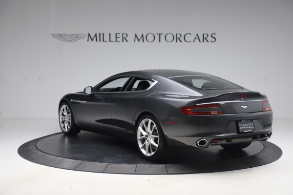 Used 2017 Aston Martin Rapide S Sedan for sale $135,900 at Alfa Romeo of Westport in Westport CT 06880 4