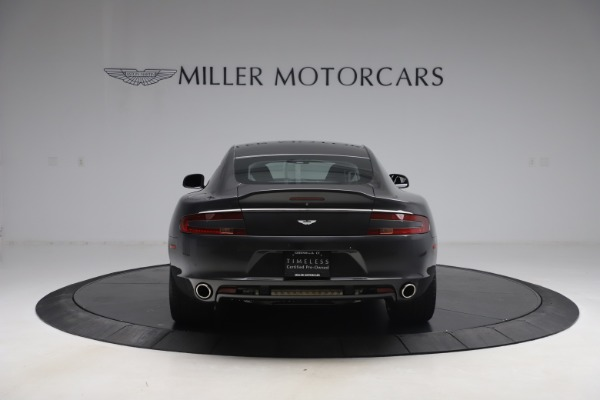 Used 2017 Aston Martin Rapide S for sale $135,900 at Alfa Romeo of Westport in Westport CT 06880 5