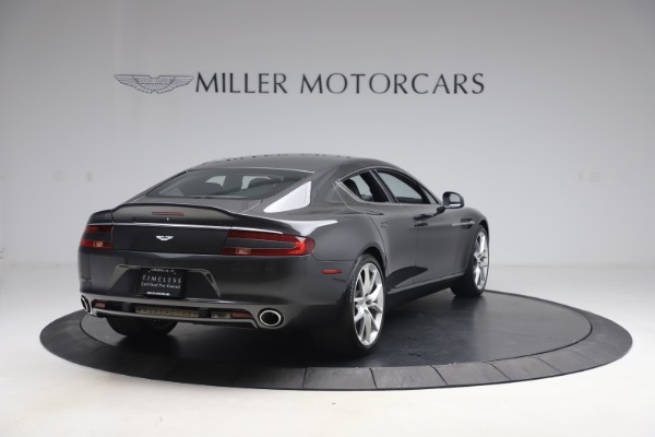 Used 2017 Aston Martin Rapide S Sedan for sale $135,900 at Alfa Romeo of Westport in Westport CT 06880 6