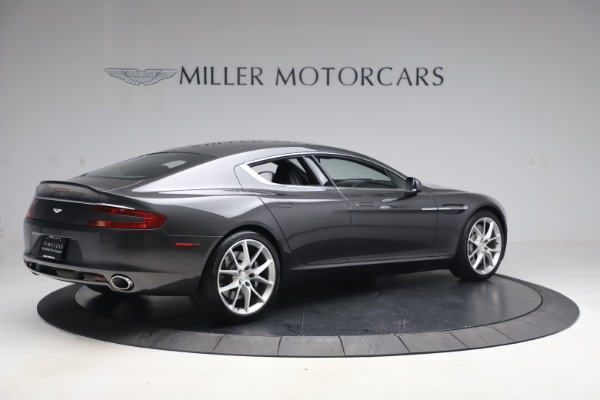 Used 2017 Aston Martin Rapide S Sedan for sale $135,900 at Alfa Romeo of Westport in Westport CT 06880 7