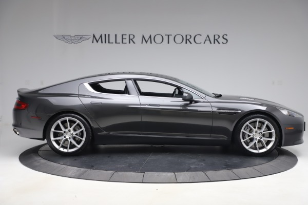 Used 2017 Aston Martin Rapide S Sedan for sale $135,900 at Alfa Romeo of Westport in Westport CT 06880 8