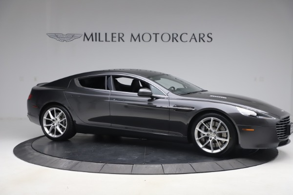 Used 2017 Aston Martin Rapide S Sedan for sale $135,900 at Alfa Romeo of Westport in Westport CT 06880 9