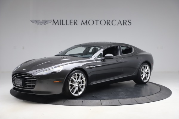 Used 2017 Aston Martin Rapide S Sedan for sale $135,900 at Alfa Romeo of Westport in Westport CT 06880 1