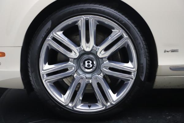 Used 2017 Bentley Continental GT W12 for sale $159,900 at Alfa Romeo of Westport in Westport CT 06880 23
