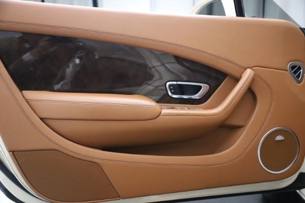 Used 2017 Bentley Continental GT W12 for sale $159,900 at Alfa Romeo of Westport in Westport CT 06880 24