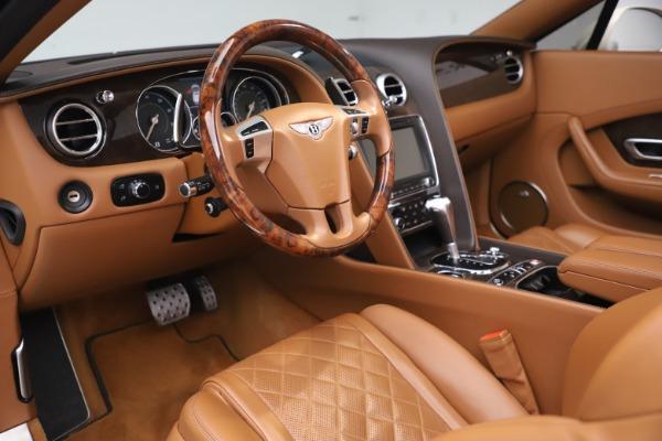 Used 2017 Bentley Continental GT W12 for sale $159,900 at Alfa Romeo of Westport in Westport CT 06880 25