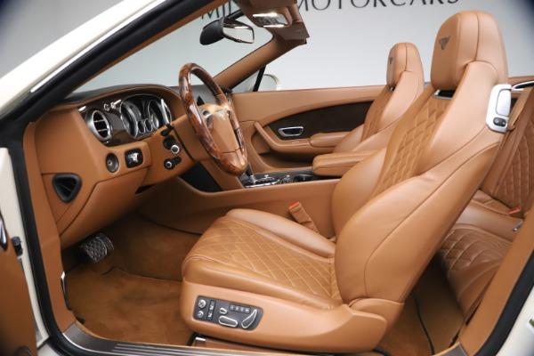 Used 2017 Bentley Continental GT W12 for sale $159,900 at Alfa Romeo of Westport in Westport CT 06880 26