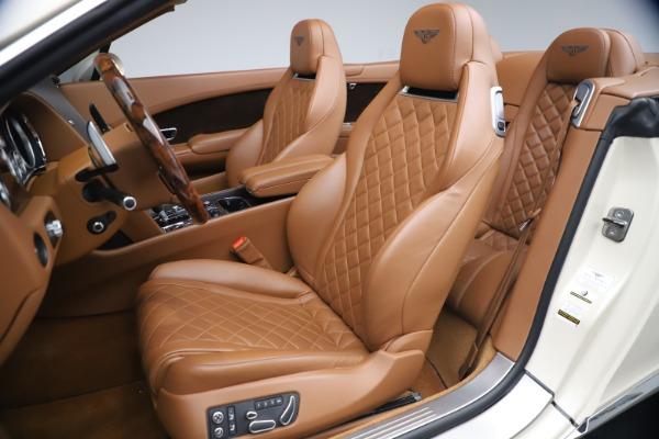 Used 2017 Bentley Continental GT W12 for sale $159,900 at Alfa Romeo of Westport in Westport CT 06880 27