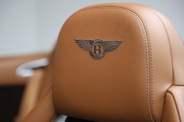 Used 2017 Bentley Continental GT W12 for sale $159,900 at Alfa Romeo of Westport in Westport CT 06880 28