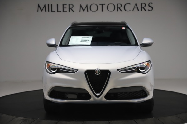 New 2020 Alfa Romeo Stelvio Q4 for sale Sold at Alfa Romeo of Westport in Westport CT 06880 12