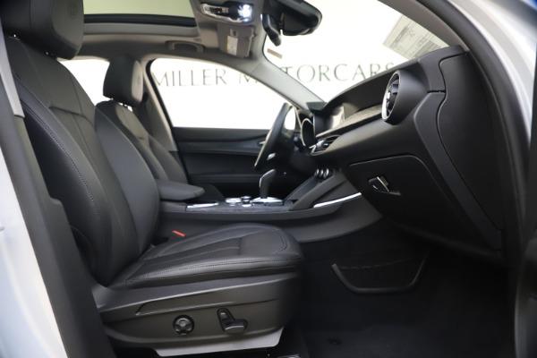 New 2020 Alfa Romeo Stelvio Q4 for sale Sold at Alfa Romeo of Westport in Westport CT 06880 23