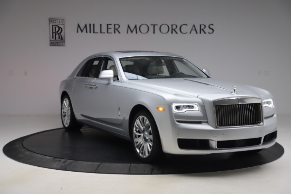 Used 2018 Rolls-Royce Ghost for sale $249,900 at Alfa Romeo of Westport in Westport CT 06880 12